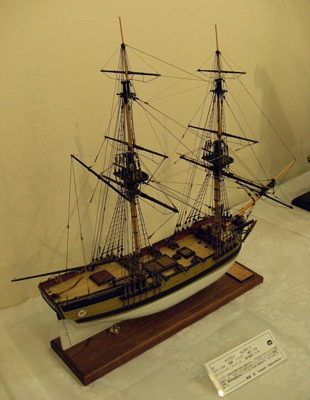 ザ・ロープ木製帆船模型展2012_08