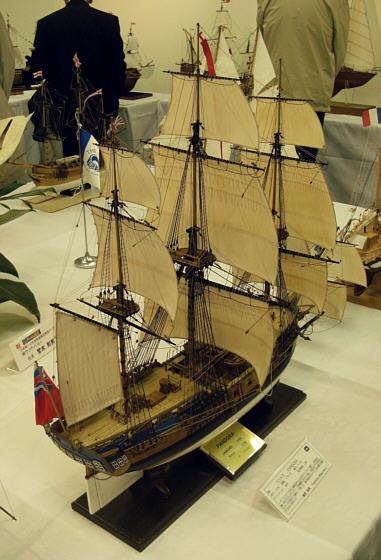 ザ・ロープ木製帆船模型展2012_10