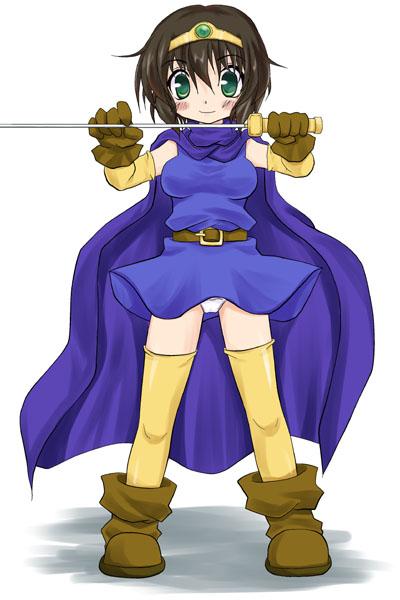 ドラクエ3女勇者2