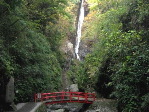 洒水の滝05
