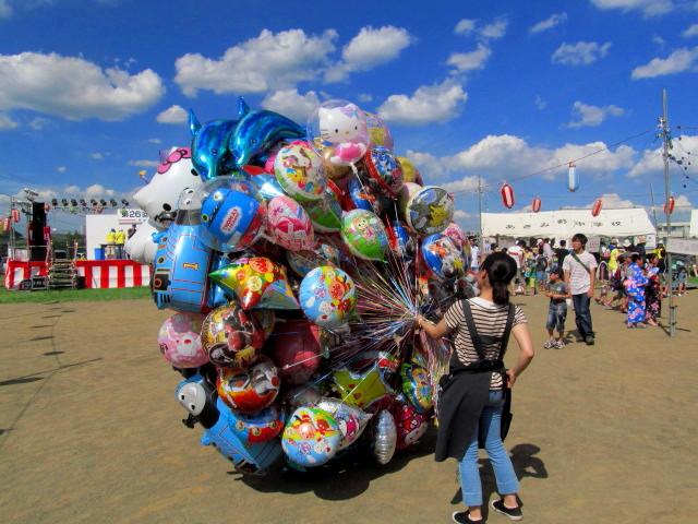 あざみ野祭り 004