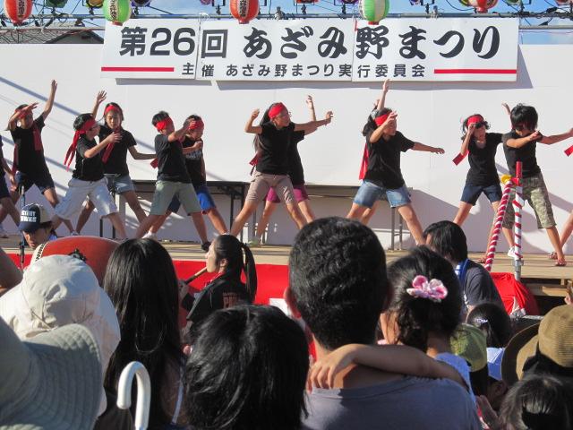 あざみ野祭り 018