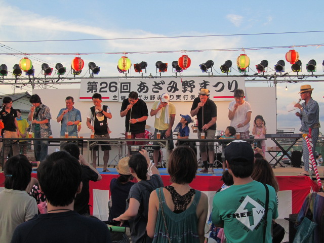 あざみ野祭り 017
