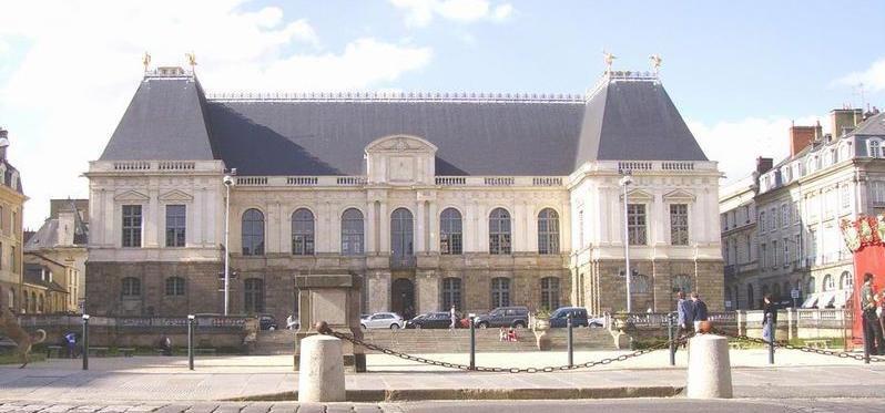旧ブルターニュ高等法院