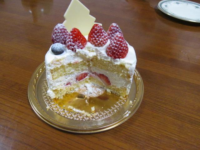 クリスマスケーキ02