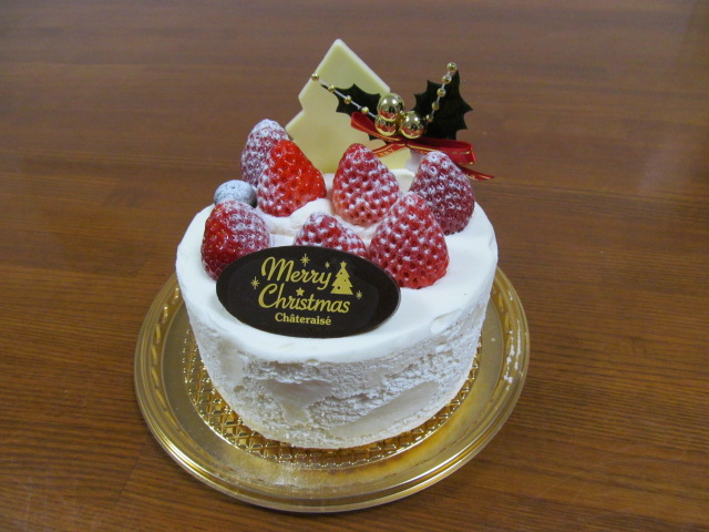 クリスマスケーキ01