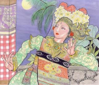 バリの踊り子blog
