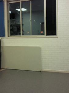 窓も開閉自由 レンタルルーム 時間貸し IMANO