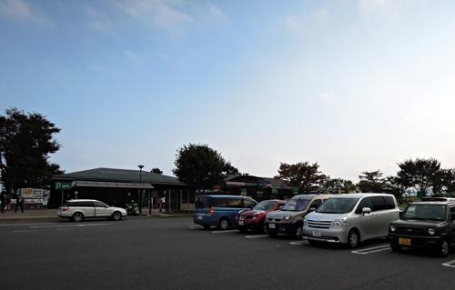 2011・10・8別府湾パーキング