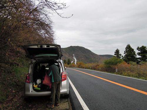 2011・11・3三俣山