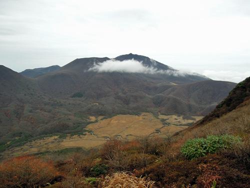 2011・11・3三俣山大なべ