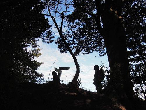 2012.1.8金山山頂