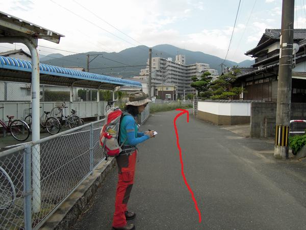 2014,10,12浮嶽縦走-1
