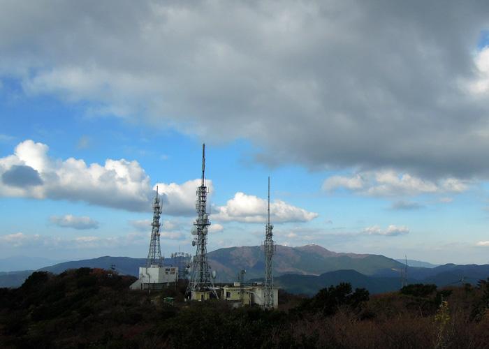 2014,11,15九千部山~蛤岳-8