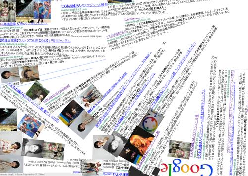 検索のコピー