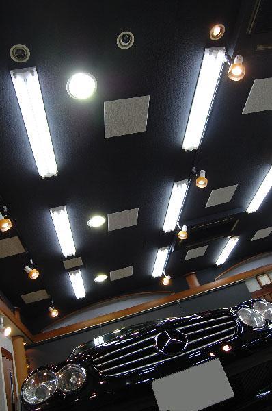 店舗照明3