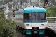 オーシャンアロー後部(串本駅)