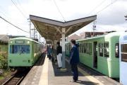 列車交換(泊)