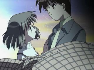 Kanon ~カノン~ 第09話 「笑顔の向こう側に」