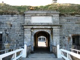 Halifax(Entrance of Citadel)