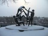 Saskatoon(戯れる子供たち)