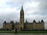 Ottawa(国会議事堂)