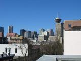 学校の屋上からダウンタウン