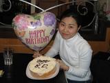 ヒ・ヨンの誕生日