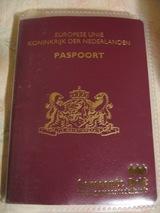 パスポート@オランダ