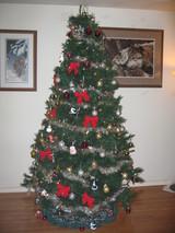 クリスマスツリー(家)