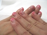20091017_Nail(first time) 001