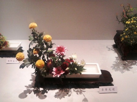 20091001_ohara ryu ikebana ten 003