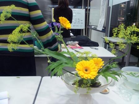 研究花の練習(本科)