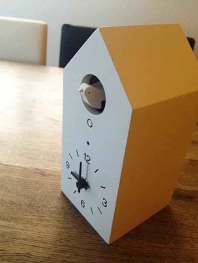 ハト時計2