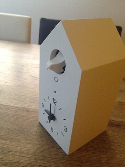 ハト時計3