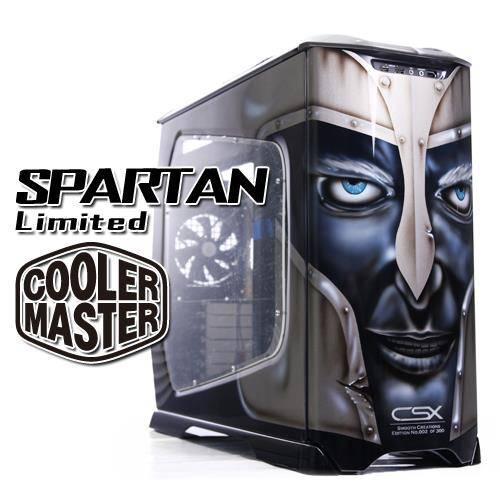 Coolermaster spartan