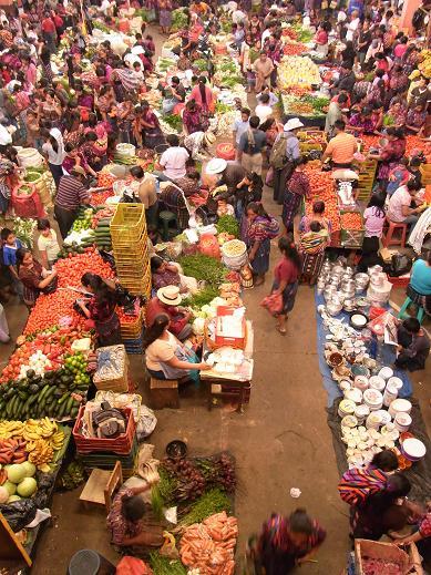 mercad en titicaca