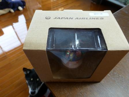 JALオリジナルスノードーム1