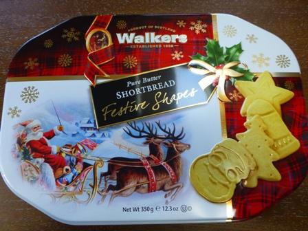 クリスマス缶2