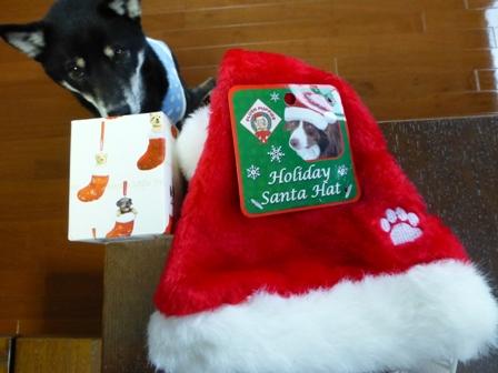 クリスマス帽子2