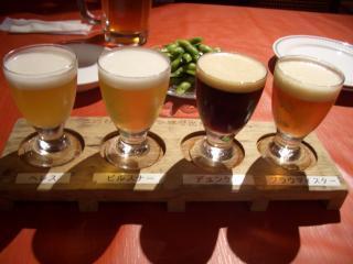 55.ビール飲み比べ