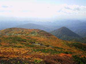 2012年栗駒山紅葉