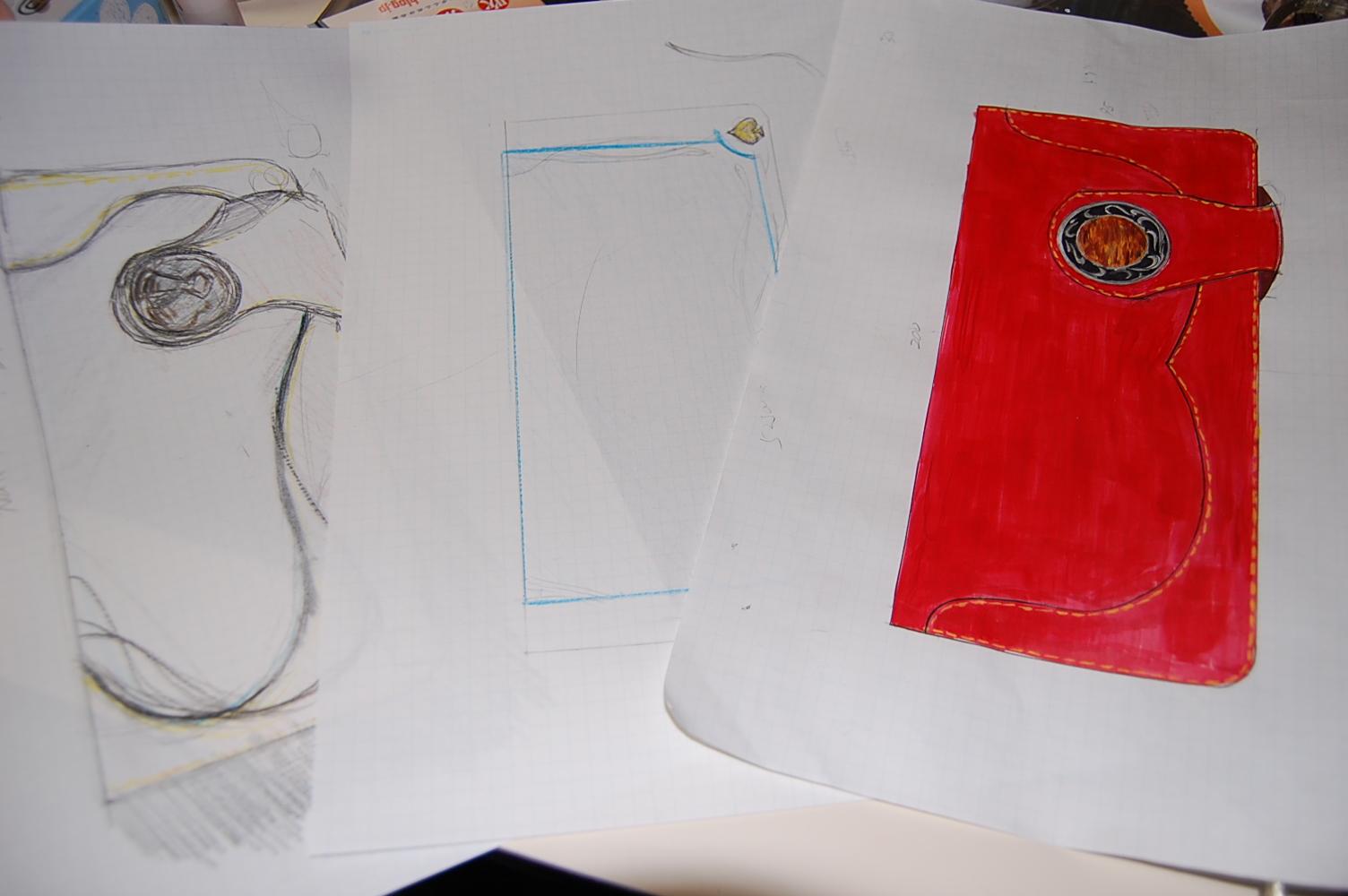 財布デザイン