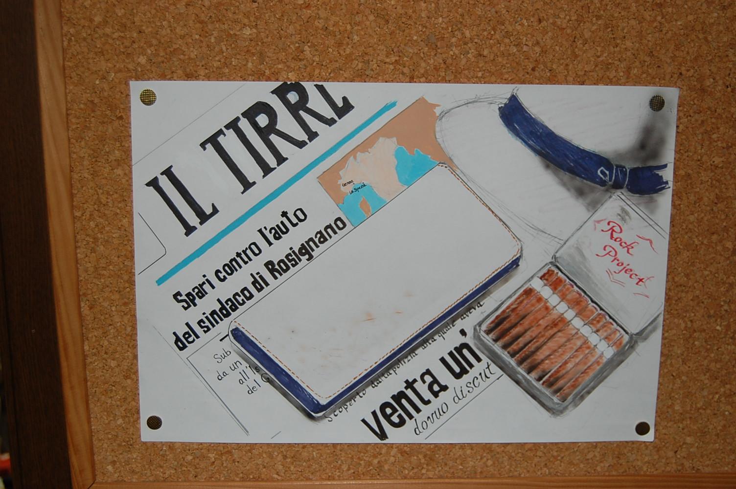 イタリアンロングラフ