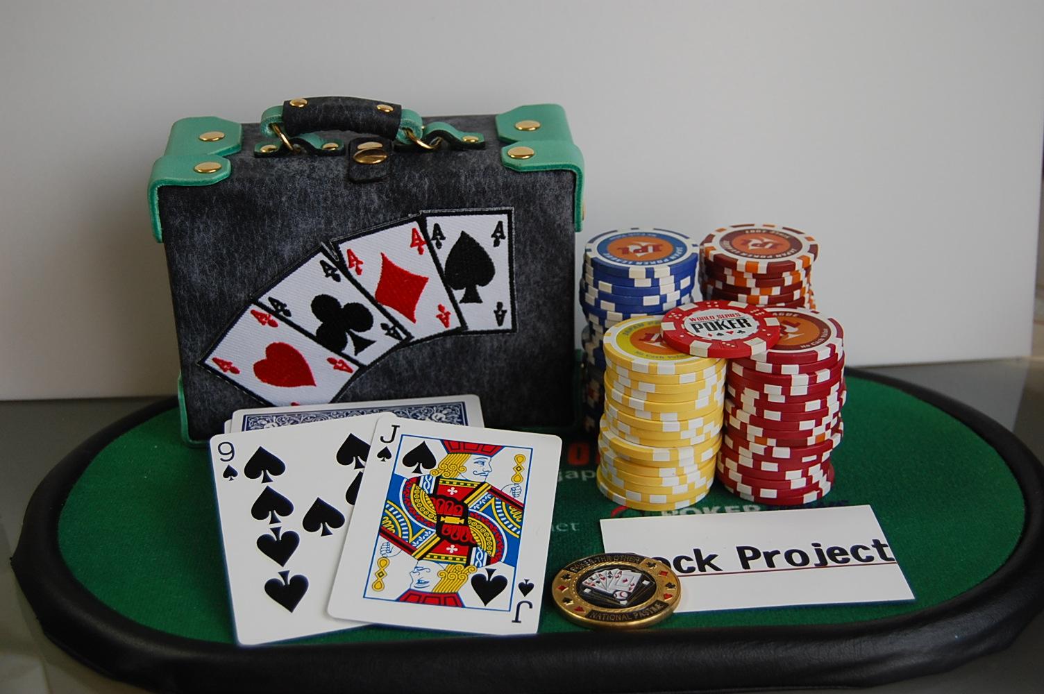 ポーカー用トランク