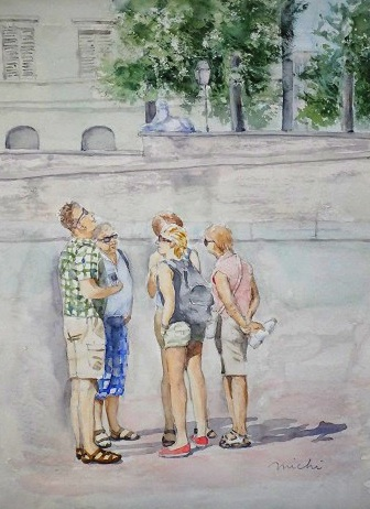 ローマポポロ広場