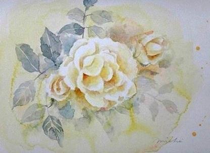 バラ黄色2014c