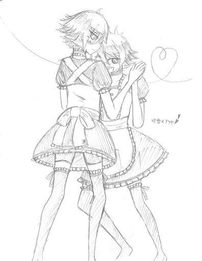 hubuki&atuya