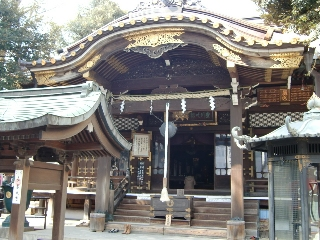 Toyokawa shrine-3