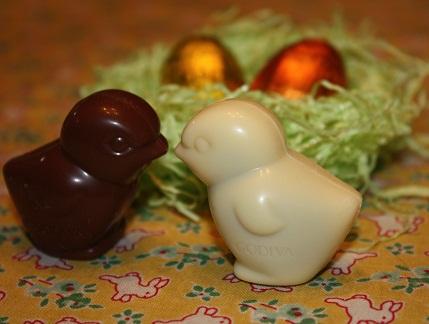 チョコの小鳥1p